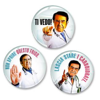 tre calamite dottor nowzaradan